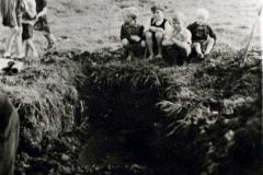 Arkæologisk-udgravning-Rødding