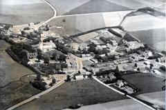 Luftfoto Rødding by