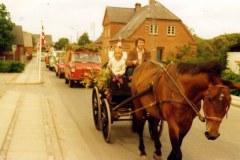 Sommerfest 1977, Poul Olesen og Palle