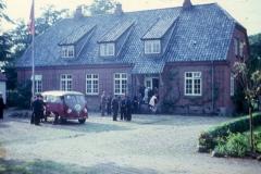 Rødding Kirke og Præstegaard
