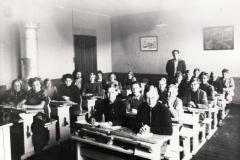 Den-store-klasse-Ingstrup-Skole-1951