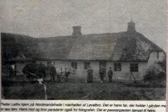 Peder Leths Hjem i Løvelbro