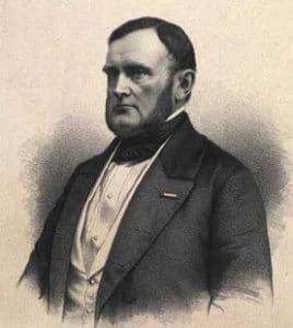Hofjægermester Hans Helmuth Lüttichau til Tjele (1804-1857)