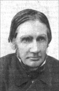 Jens Carl Christian Bertelsen Sognepræst og lærer 1866 - 1873 (formentlig 1870-erne)