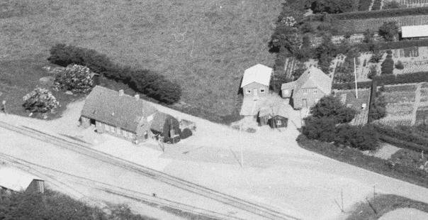 Ørum frysehus 1959