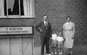 Martha og Peter Nielsen 26-5-1940