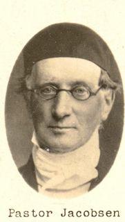 Pastor Frederik Theodor Jacobsen