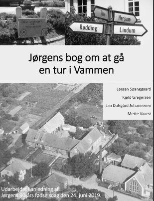 Jørgens bog om at gå en tur i Vammen