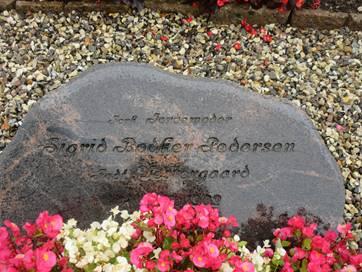 Kirstine Sigrid Bødker Pedersen født Vestergaard