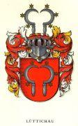 Lüttichaus våbenskjold